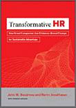 Transformative HR book cover