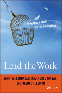Lead the Work book cover
