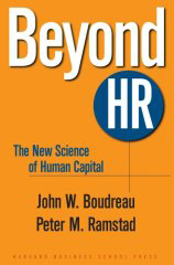 Beyond HR book cover