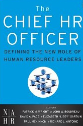 The Chief HR Officer book cover