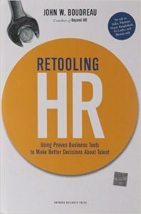 Retooling HR book cover