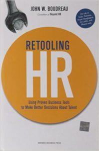 Retooling HR book cover