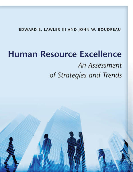 Human Resource Excellence book cover