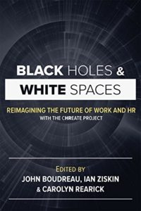 Black Holes and White Spaces book cover